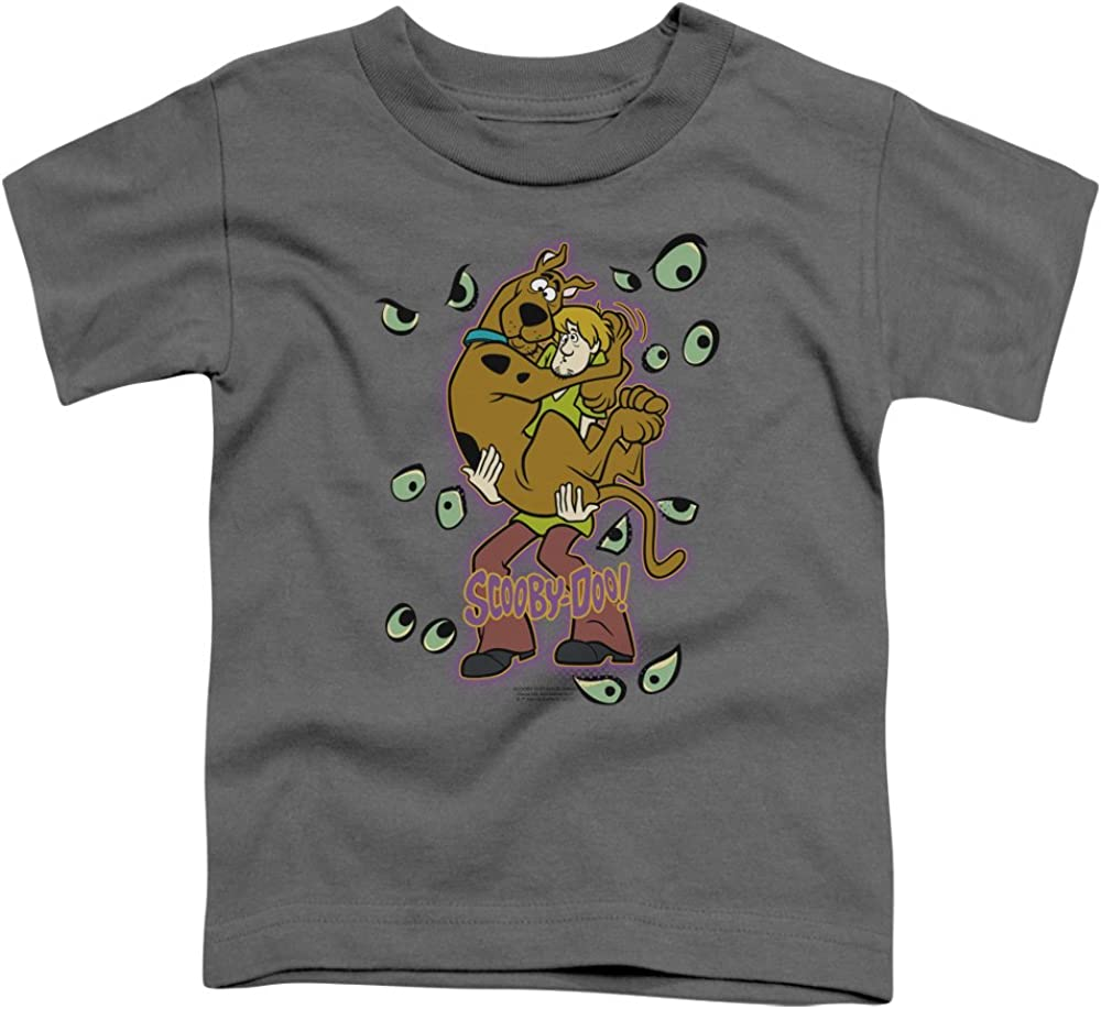 A&E Designs Kids Scooby Doo T-Shirt Being Watched Tee Shirt