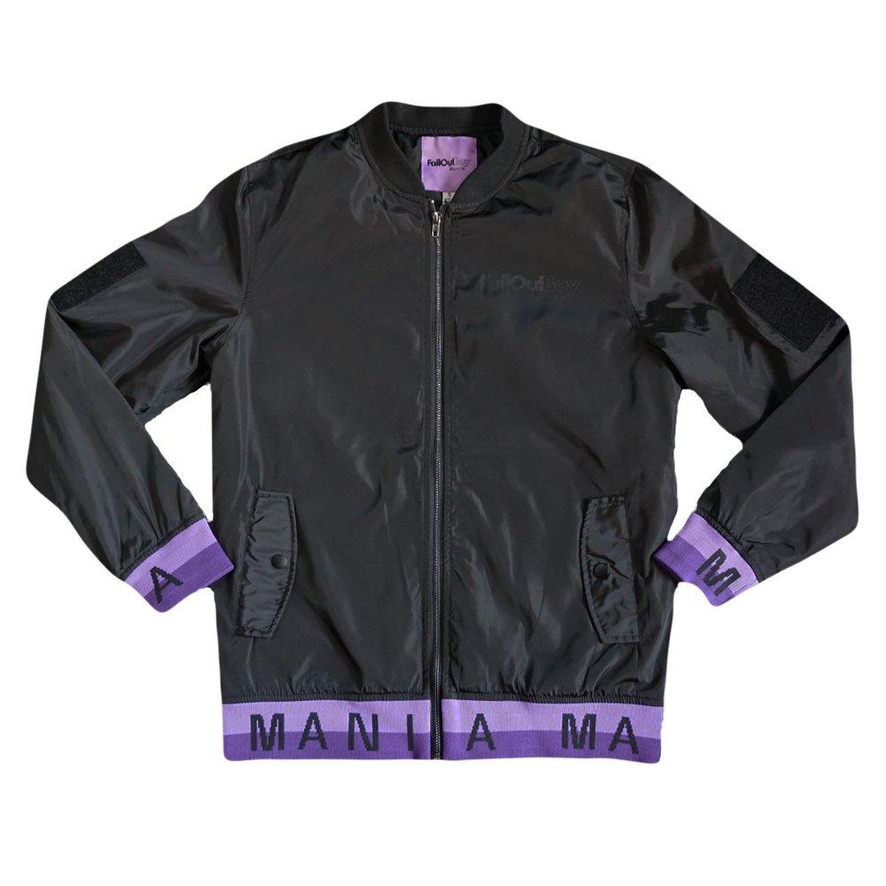 Fall Out Boy Unisex Mania Bomber Jacket