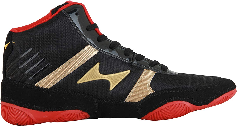 DRON TOOON Mens Wrestling Shoes Boxing Sanda Shoes