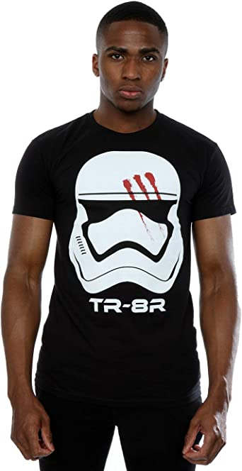 Star Wars hombre The Force Awakens Stormtrooper Finn Traitor Camiseta: Amazon.es: Ropa y accesorios