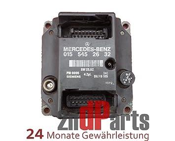 0155452632 0245450628 PMS Ignition Control Rgerät Engine Control