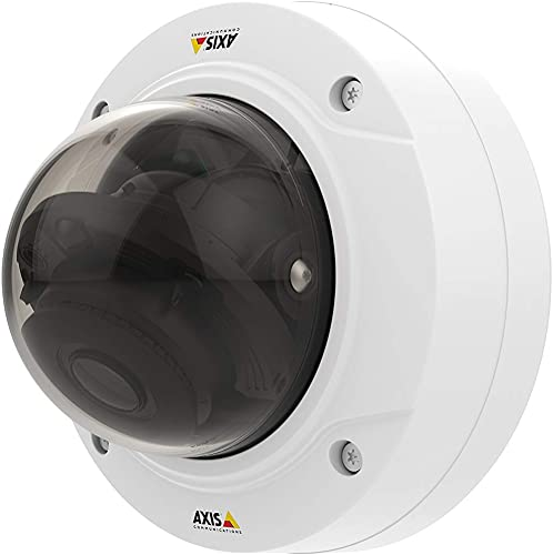 AXIS P3225-LV Mk II Network Dome Camera 0954-001