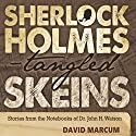 Sherlock Holmes - Tangled Skeins: Stories from the Notebooks of Dr. John H. Watson Audiobook by David Marcum Narrated by Anthony Howard