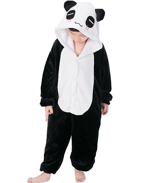 Amazon.com: iceye Onsie pijama para niños con capucha de ...