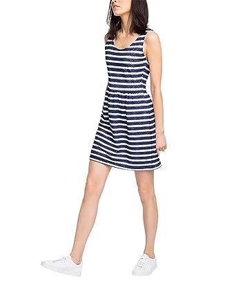 cbd75f327142 ESPRIT Damen Kleid 046EE1E033  Amazon.de  Bekleidung