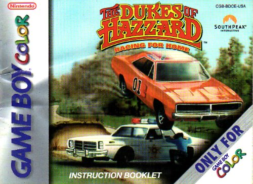 The Dukes of Hazzard: Racing for Home