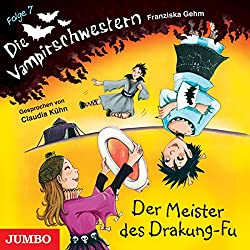 Der Meister des Drakung-Fu (Die Vampirschwestern 7)