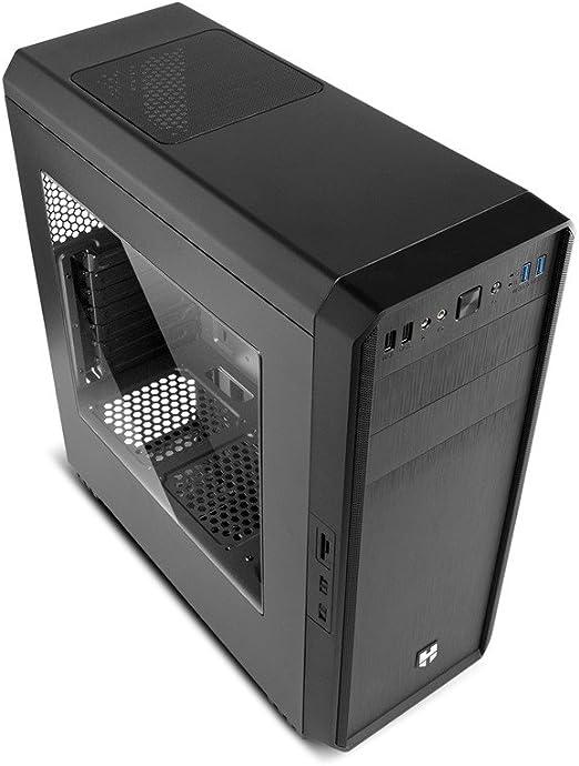 Nox Hummer ZS - NXHUMMERZS - Caja PC, ATX, Color Negro: Nox ...