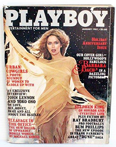 Playboy Magazine, January 1981