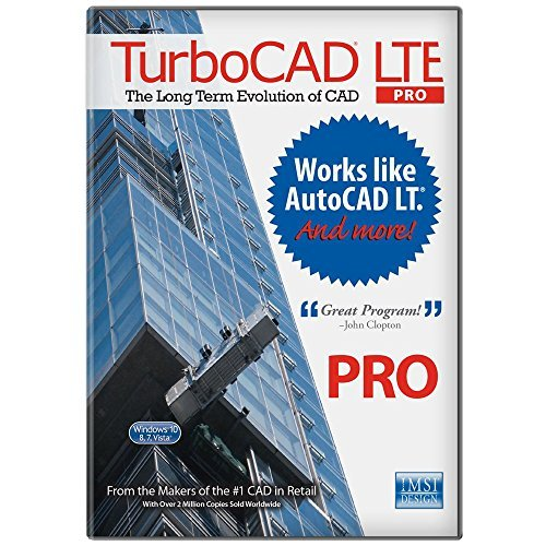 TurboCAD LTE Pro v8 [Download] by TurboCAD Design Group