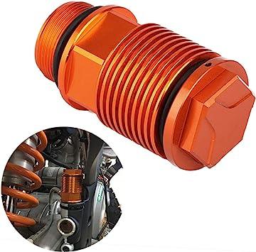 Jfg Racing Cnc Rear Brake Cooling Extension Reverse Fluid Tank One Set Ktm 125 530 Sx Sx F Xc Xc W Exc Exc F 2004 2016 Auto