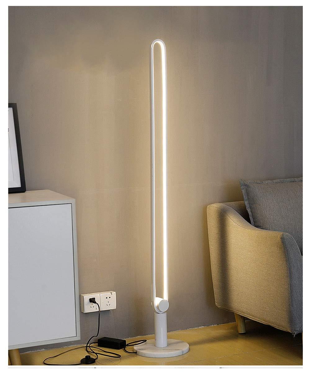 ZCYX フロアランプの寝室のリビングルーム垂直ランプフロアランプ風シンプルモダンフロアスタンドテーブルランプ -623 フロアランプ ランプ B07Q5WJ6LY