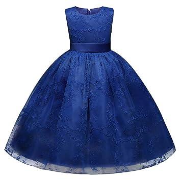 Btruely Mädchen Prinzessin Kleid Baby kleid Hochzeit Brautjungfern ...