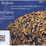 Brahms: Clarinet Sonatas and Trio