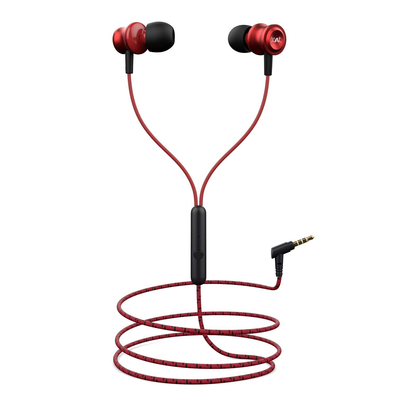 boAt Earphones earphones under 500 Rs