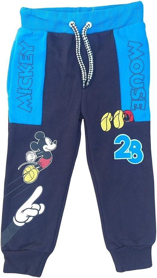 Pantalón chándal Mickey niño Sun City tallas 3/8 años ...