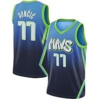 Hombre Ropa de Baloncesto NBA Dallas Mavericks 77