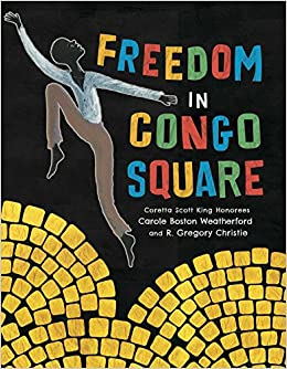 Image result for freedom in congo square