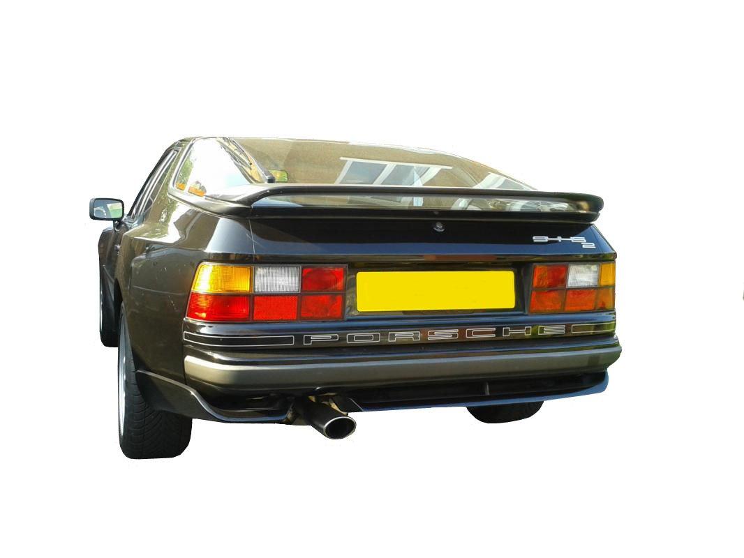 Porsche 944 Turbo Style Rear Valance/Spoiler/Diffuser/Lip 1982-1991 DeltaStyling