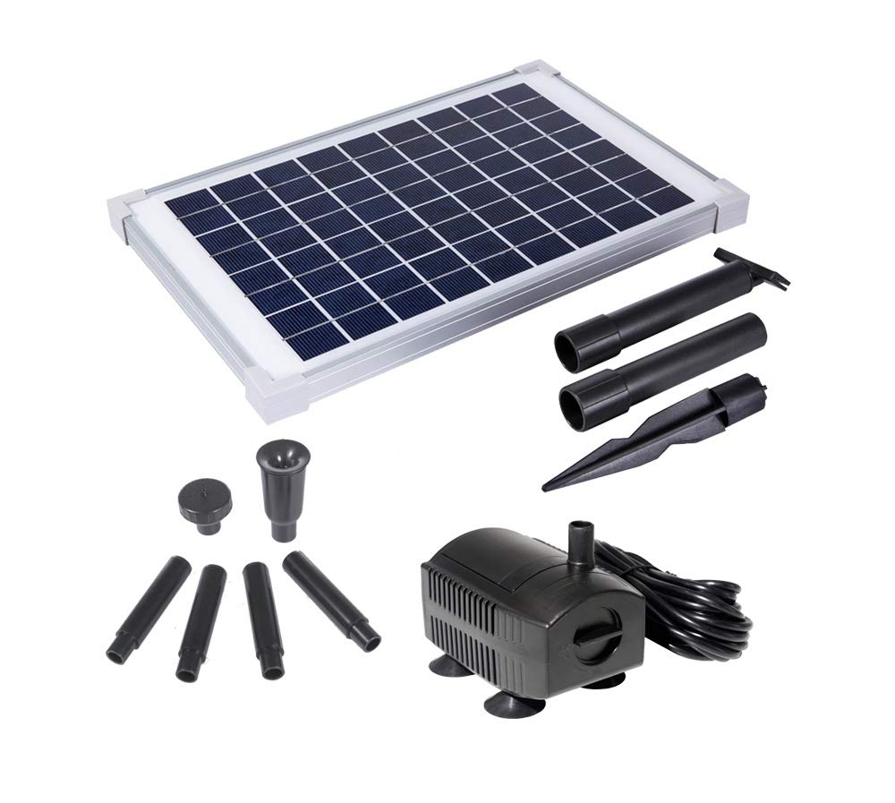 Solariver Water Pump Solar Panel