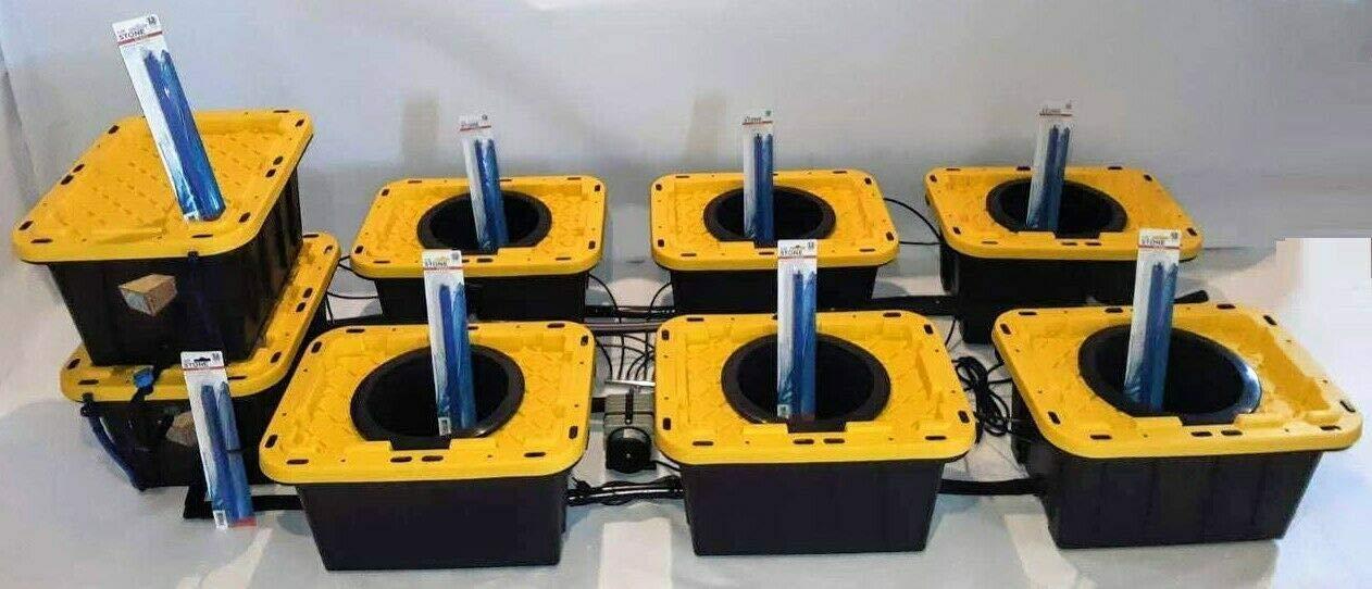 Amazon com : ROOT BOX HYDROPONICS Undercurrent RECIRCULATING