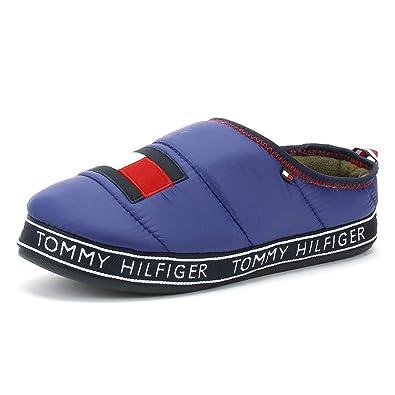Hausschuhe von Tommy Hilfiger in Blau für Damen