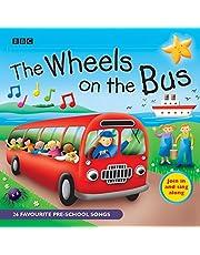 Wheels on the Bus: 25 Favorite Preschool Songs