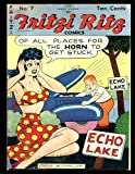 img - for Fritzi Ritz #7: Golden Age Classic Humor Comic book / textbook / text book