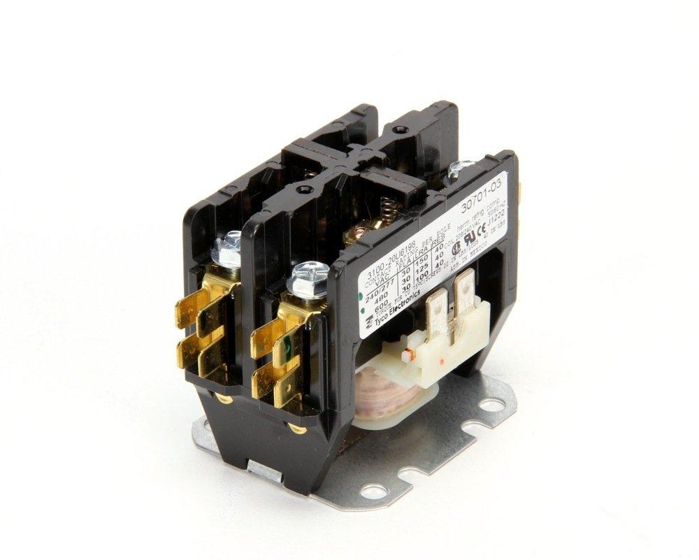 Lang 2E-30701-03 2Pole Contactor 35A 208-240-volt 50/60 by Lang B00EN8RDGE