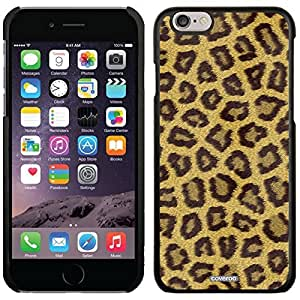 Cheeky Cheetah design on Black iphone 5 5s Microshell Snap-On Case