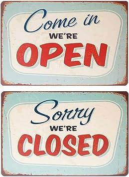 Amazon.com: Lo Siento estamos cerrado, vienen en we re ...