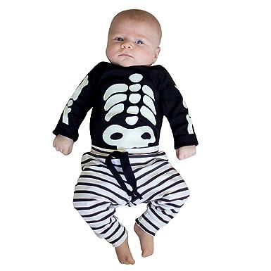 Amazon.com: Lurryly❤Disfraz de Halloween para bebé, niñas ...