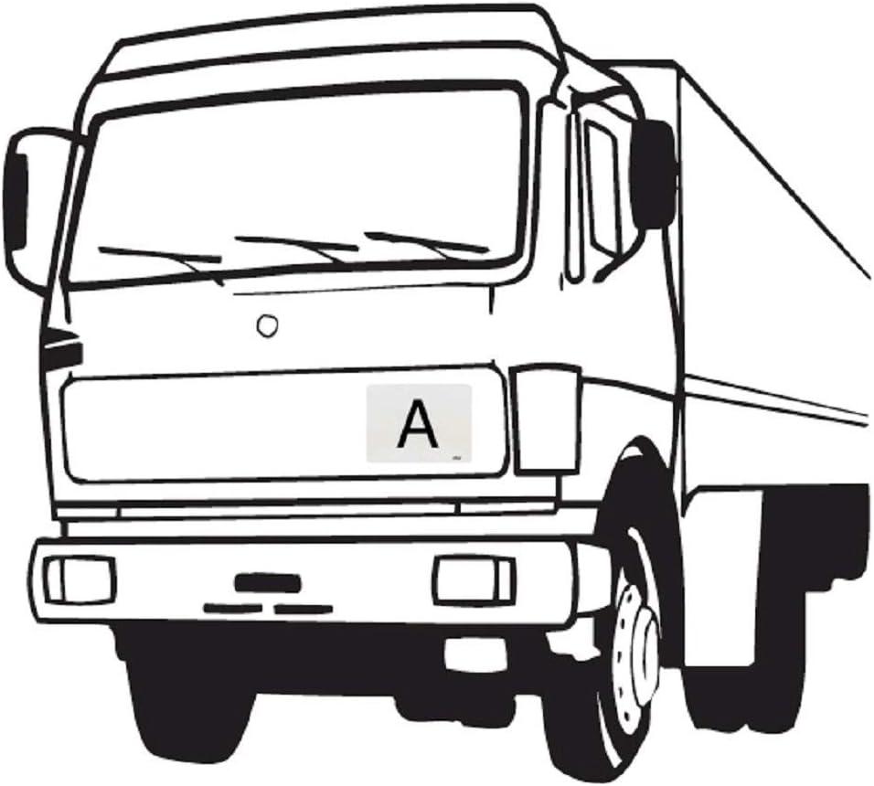 A Tafel A Schild Für Abfalltransport Aluminium Horizontal Klappbar Mit Kantenschutz 400x300 Mm Warntafel Abfalltafel Abfallschild Lkw Baumarkt