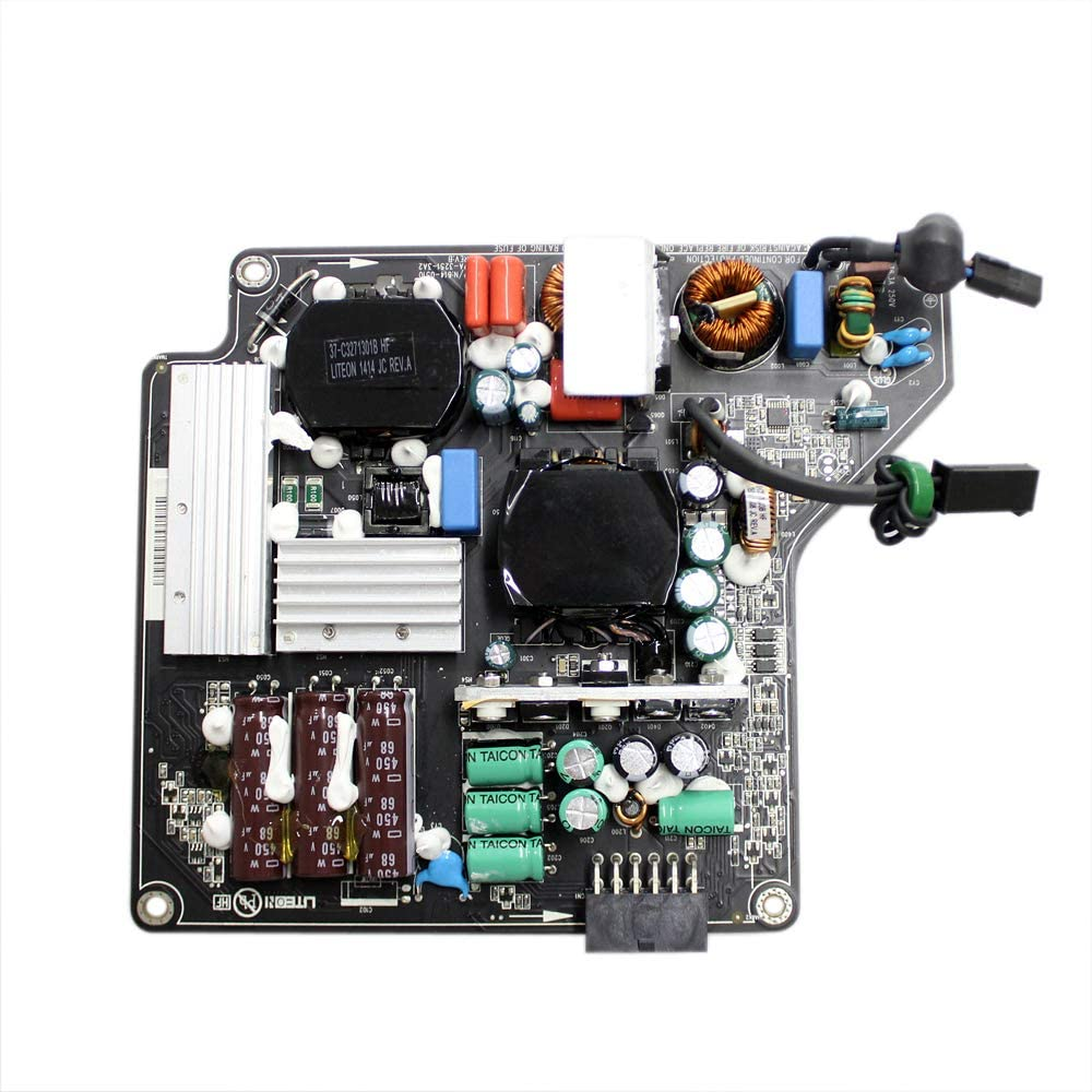 GinTai Power Supply Replacement for 27 A1316 661-6048 250W LED Cinema /& Thunderbolt Display