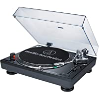 Deals on Audio-Technica AT-LP120BK-USB Direct-Drive Professional Record Player