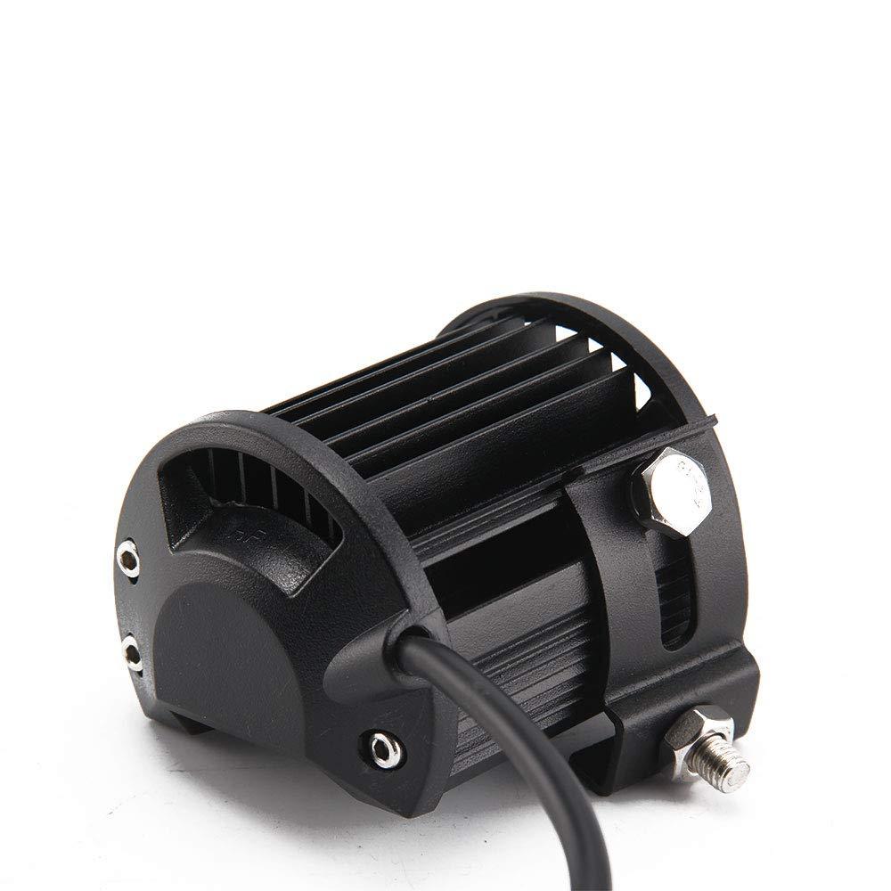 BALLSHOP 2X 18W LED Arbeitsscheinwerfer 12V Zusatzscheinwerfer Motorrad Wasserdicht Flutlichtstrahler Auto
