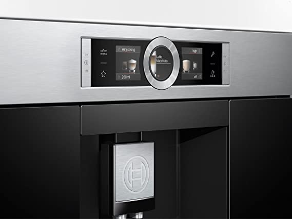 Máquina de café Espresso encastrable Bosh ctl636es1: Amazon.es ...