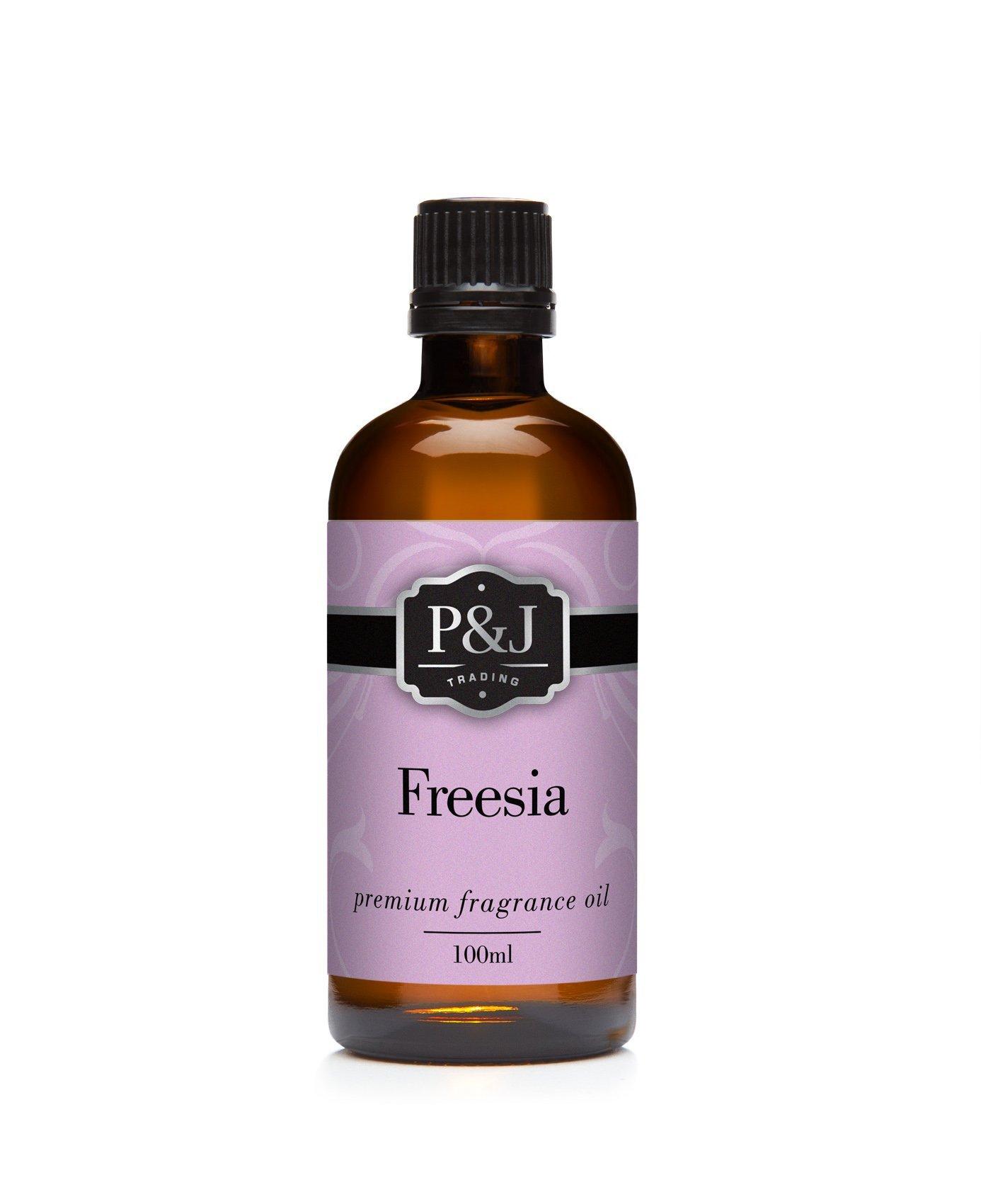 Freesia Fragrance Oil - Premium Grade Scented Oil - 100ml/3.3oz
