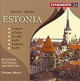 Music From Estonia - Tobias, Lemba, Eller, Riad, Tormis, Part