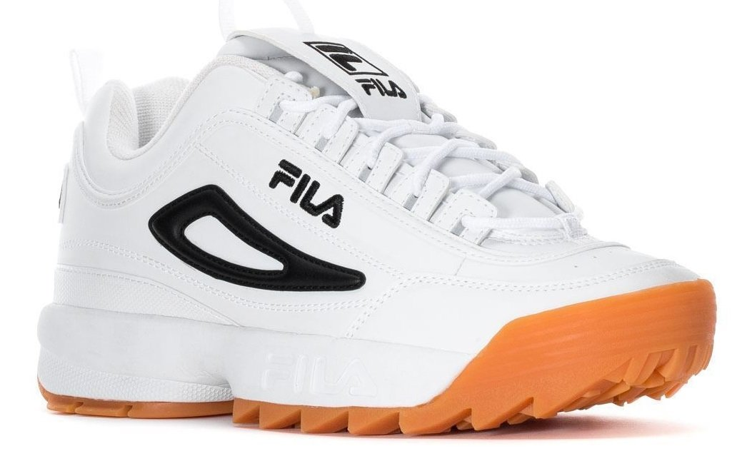 e0feb7b1f9f4 Galleon - Fila Men s Disruptor II Sneaker