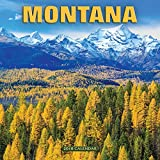 2018 Montana Wall Calendar