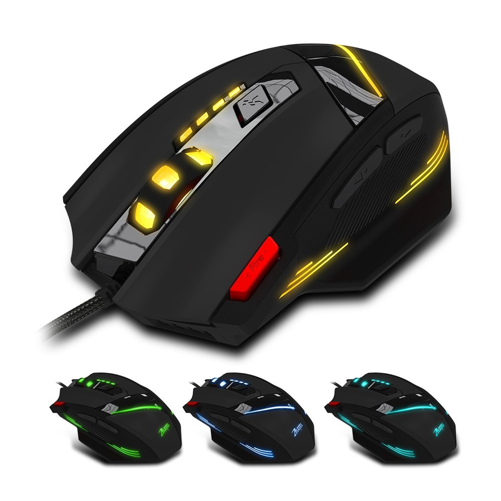 zelotes t60 gaming mice