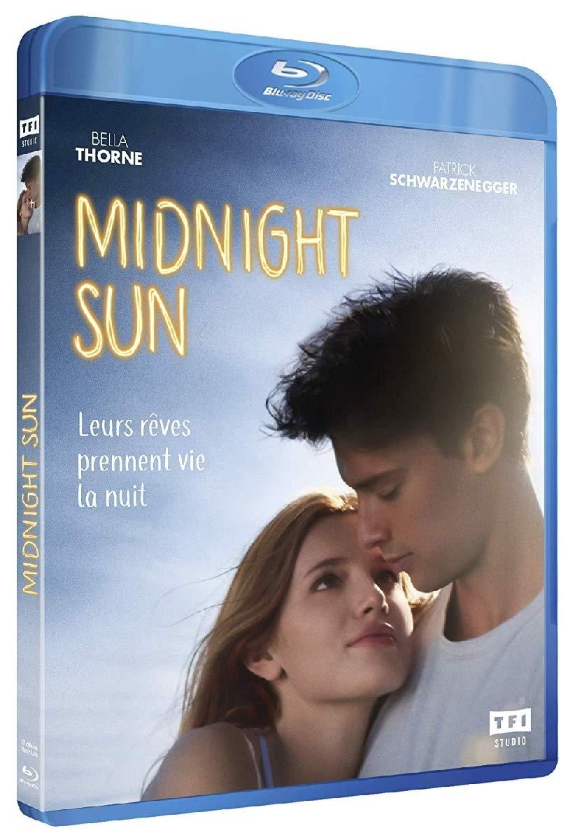 blu-ray Midnight sun