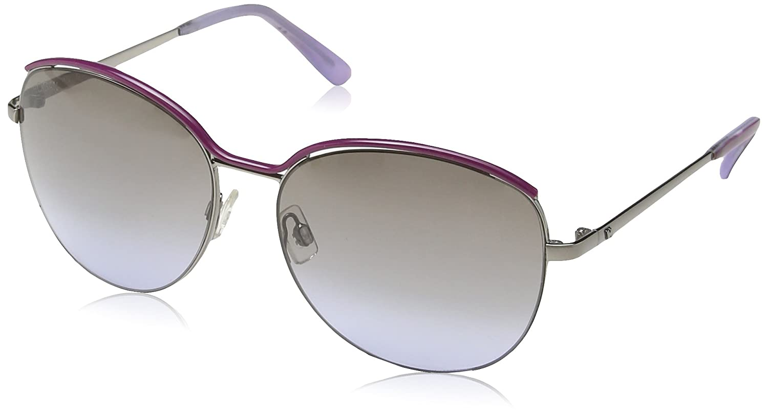 Hogan - Gafas de sol Aviador HO0049, 12Z Gradient Rose/Grey