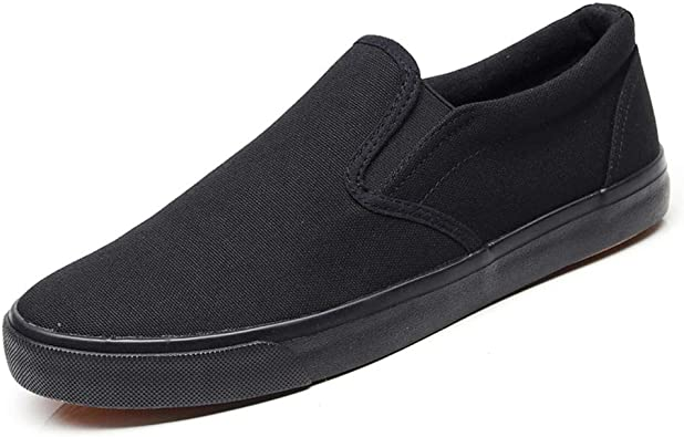 WELRUNG Men's Causal Loafers Slip on