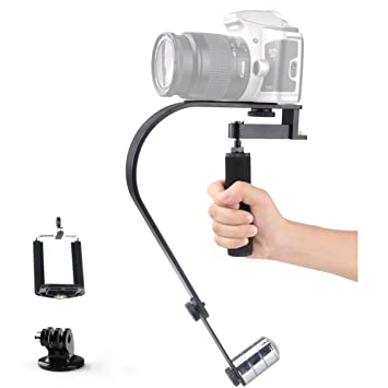 Camera Accessories VV-12 Steadicam Handheld Stabilizer Camera Mount for SLR Camera Professional Video Products