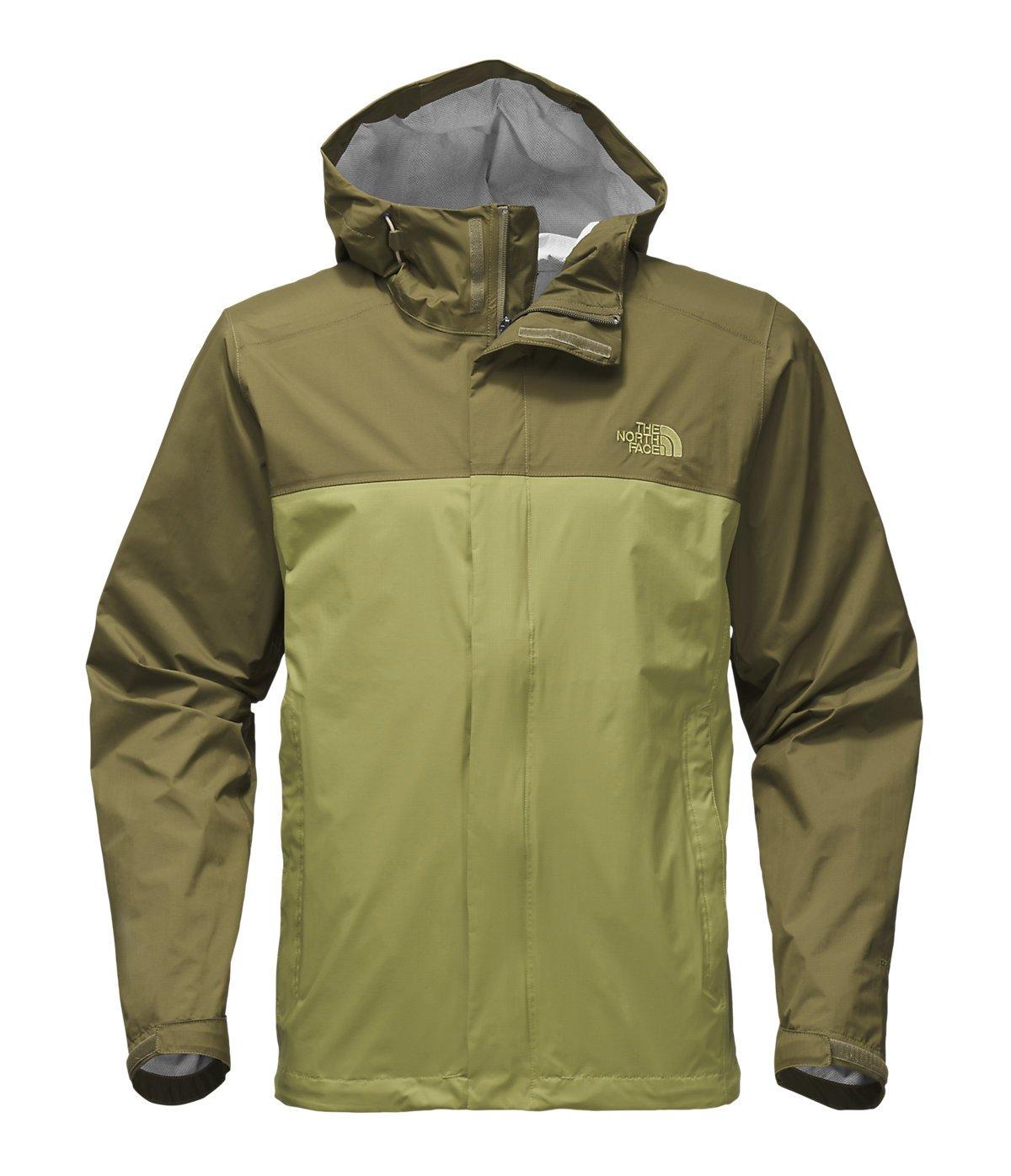 (ザノースフェイス) The North Face Resolve 2 ジャケット メンズ B073G3FT29 Medium|Iguana Green/Burnt Olive Green Iguana Green/Burnt Olive Green Medium