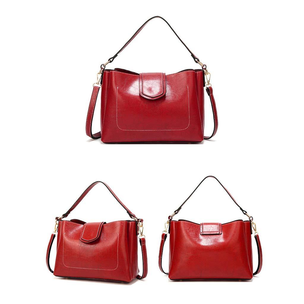 TYXWF Damen Handtaschen PU Leder Leder Leder Taschen Umhängetasche Geschenk für Mama Zum Muttertag Multifunktion Schulterbeutel Verstellbarer Schultergurt B07PMRWBTZ Damenhandtaschen Neue Sorten werden eingeführt fcf1ec