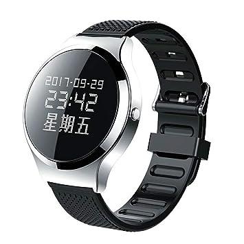 OMZBM Inteligente Reloj Grabador Activado por Voz,Potable ...