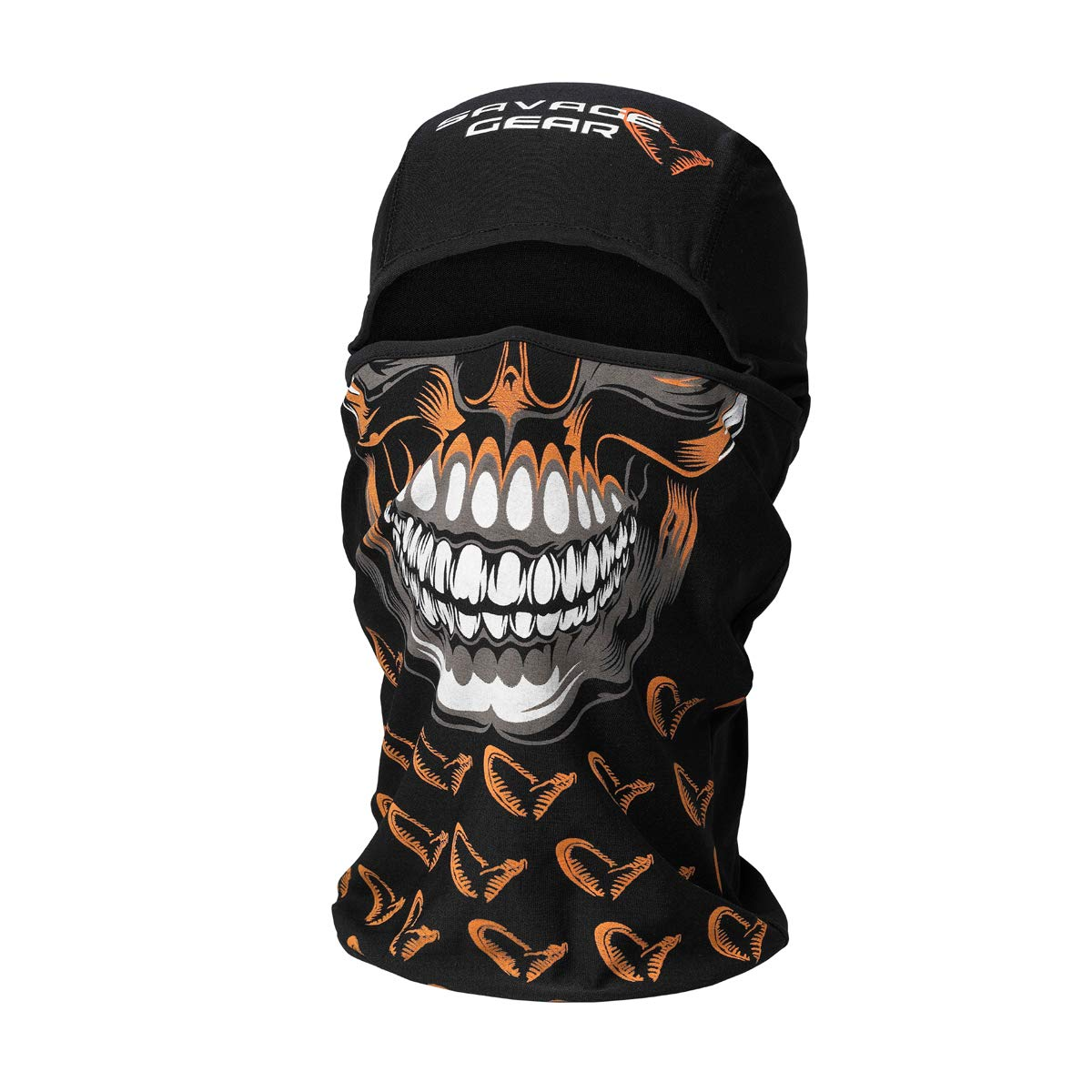 Savage Gear Skull Balaclava Black